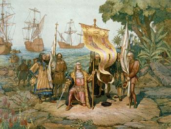 Columbus Landing