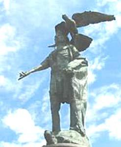 Tamanend Statue
